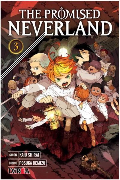 Manga The Promised Neverland 03