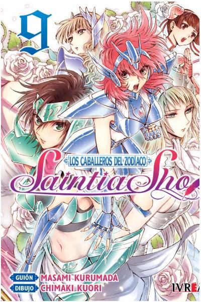 Manga Saintia Sho 09
