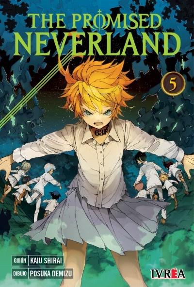 Manga The Promised Neverland 05