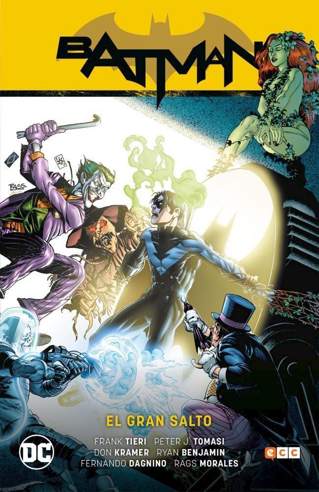 Comic Batman: El Gran Salto