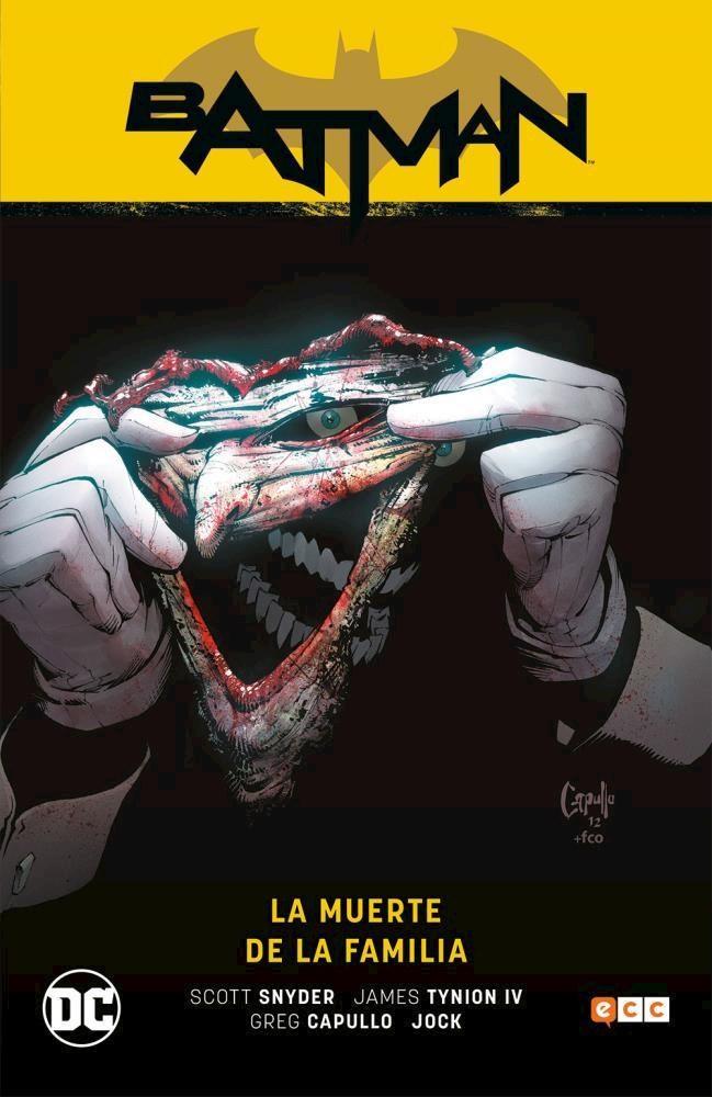 Comic Batman: La Muerte De La Familia (Batman Saga)