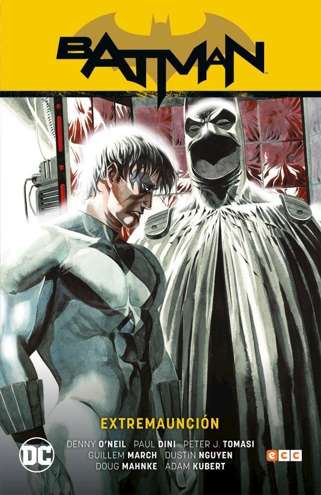 Comic Batman: Extremaunción