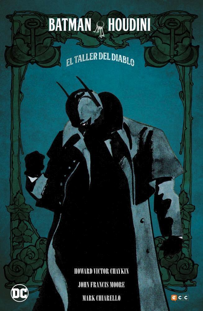 Comic Batman/Houdini: El Taller Del Diablo