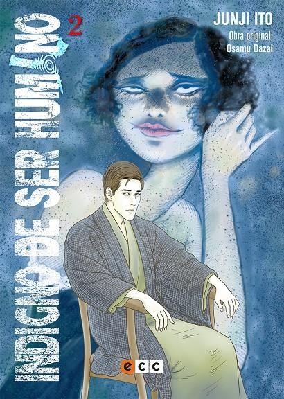 Manga Indigno De Ser Humano Núm. 02 De 3