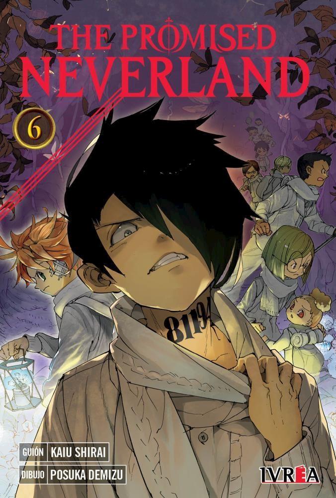 Manga The Promised Neverland 06