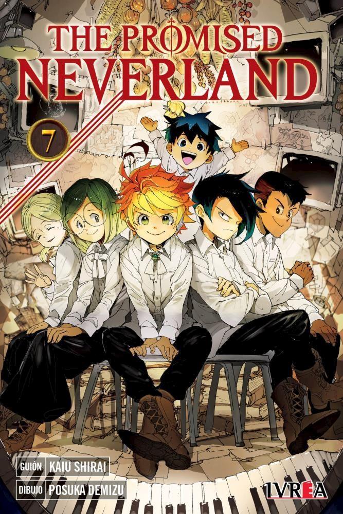 Manga The Promised Neverland 07