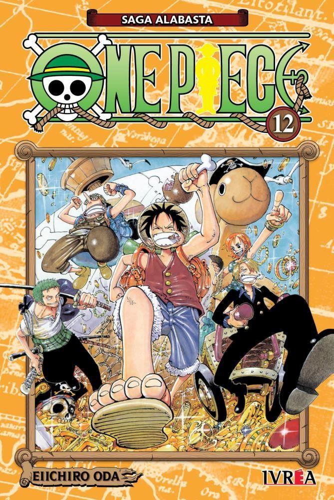 Manga One Piece 12
