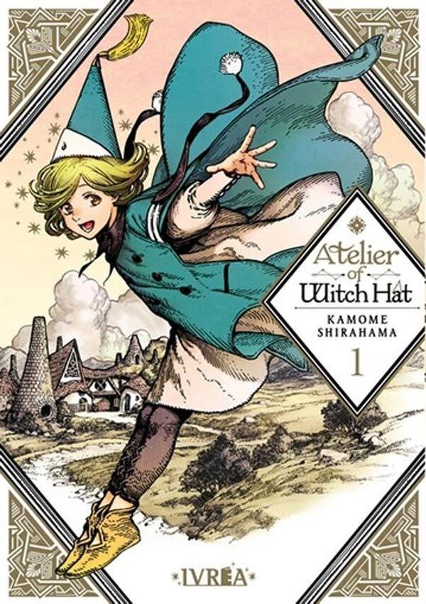 Manga Atelier Of Witch Hat 01