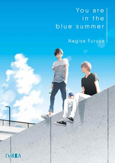 Manga You Are In The Blue Summer