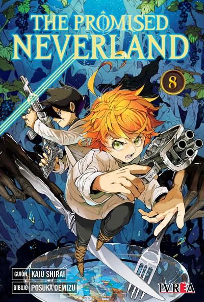 Manga The Promised Neverland 08