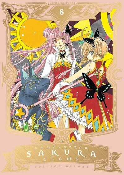 Manga Cardcaptor Sakura Edicion Deluxe  08