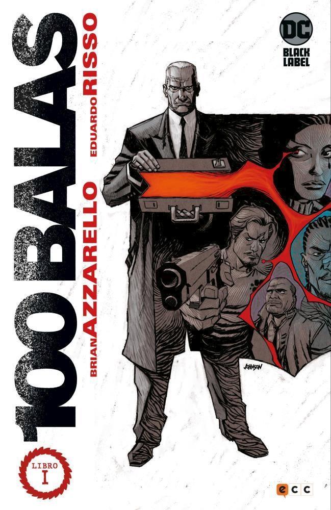 Comic 100 Balas Libro 01 De 5 (Segunda Edición)