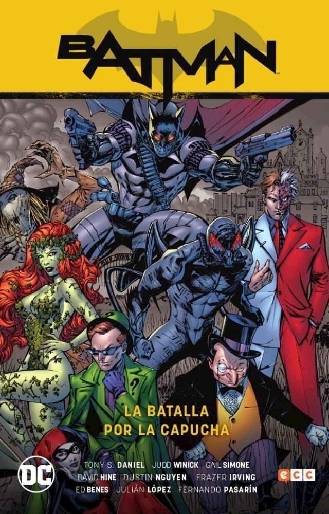 Comic Batman: La Batalla Por La Capucha Vol. 02 (De 2)
