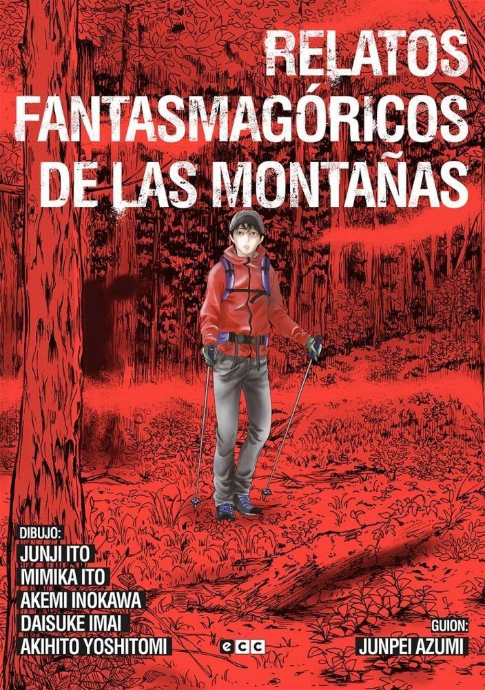 Manga Relatos Fantasmagóricos De Las Montañas