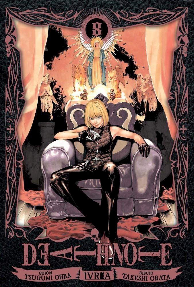 Manga Death Note #8