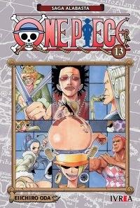 Manga One Piece 13