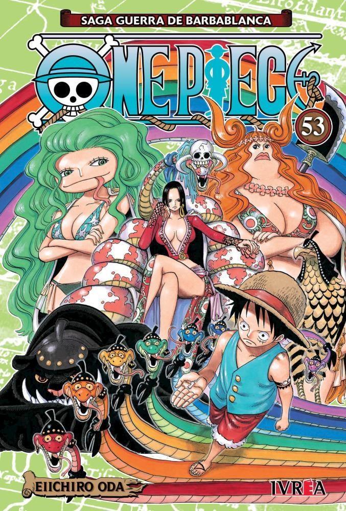Manga One Piece #53