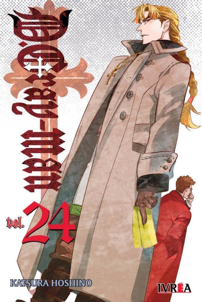 Manga D.Gray-Man #24