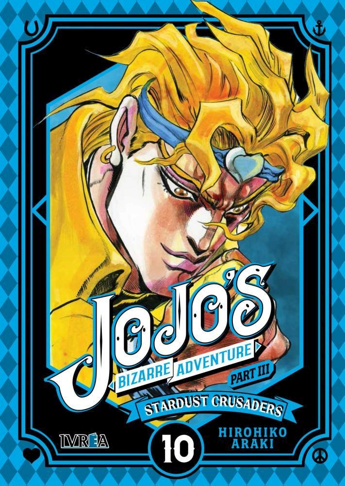 Manga Jojo'S Bizarre Adventure: Stardust Crusaders 10