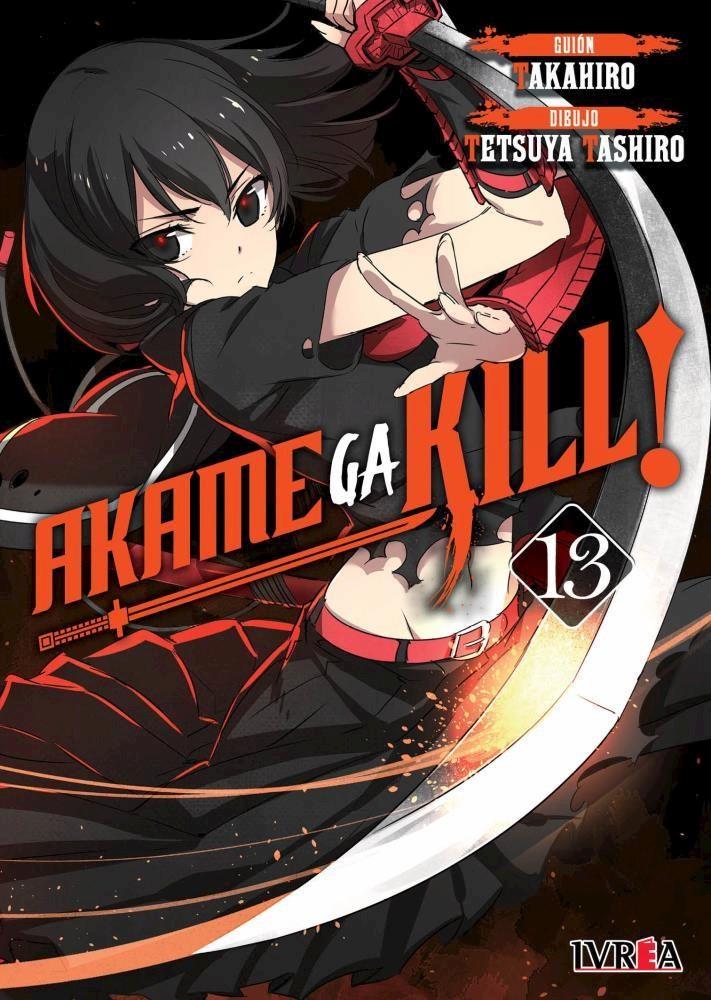 Manga Akame Ga Kill 13