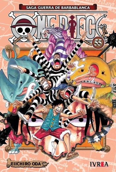 Manga One Piece 55