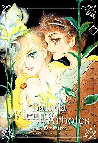 Manga La Balada Del Viento Y Los Árboles 10