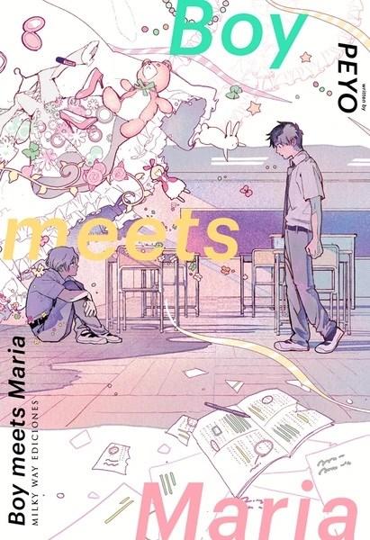 Manga Boy Meets Maria