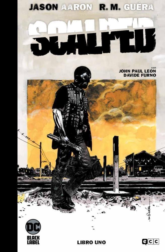 Comic Scalped: Edición Deluxe Limitada En Blanco Y Negro Vol. 1 De 3
