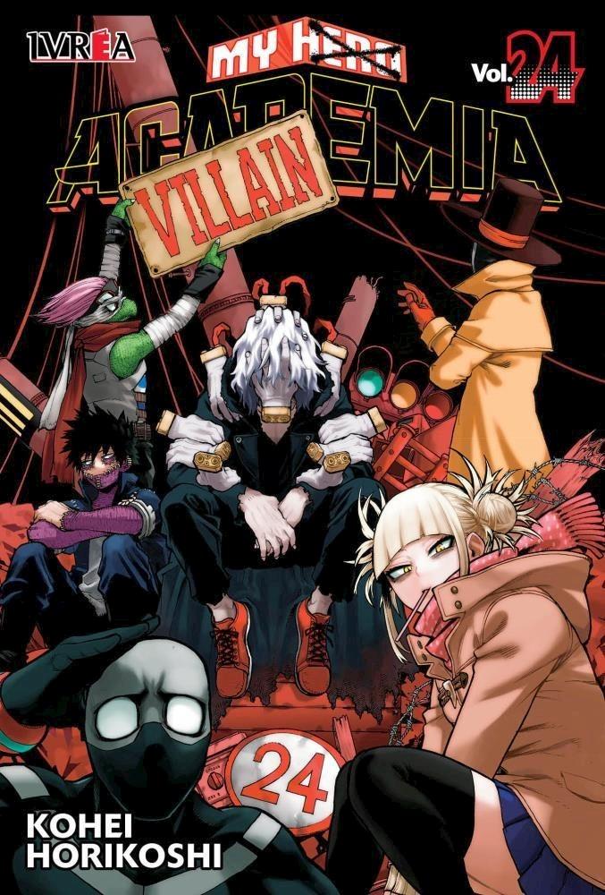 Manga My Hero Academia 24
