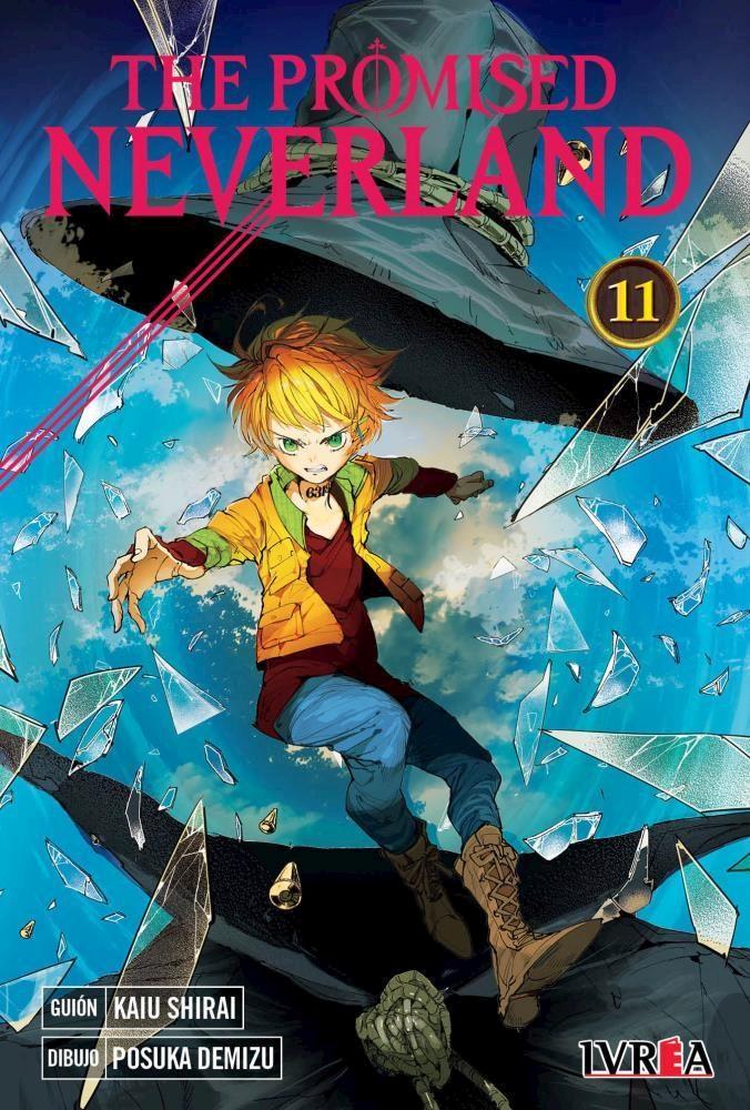 Manga The Promised Neverland 11