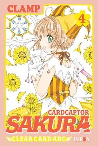 Manga Cardcaptor Sakura Clear Card Arc 04