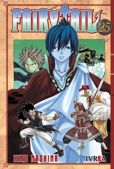 Manga Fairy Tail 25