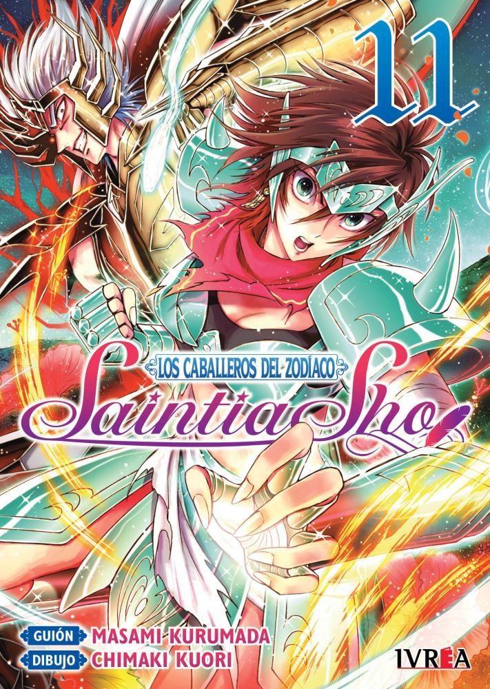 Manga Saintia Sho 11