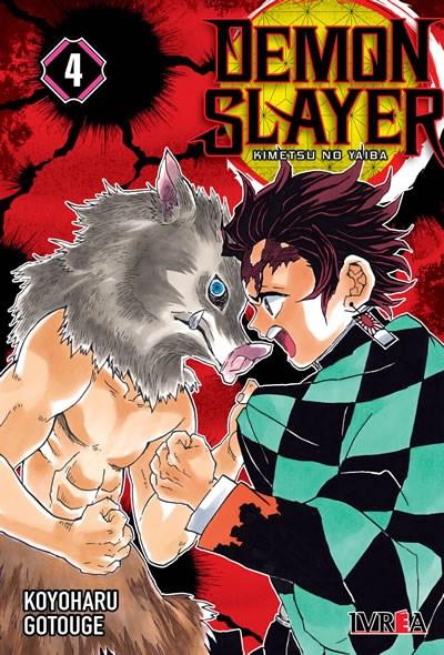 Manga Demon Slayer - Kimetsu No Yaiba 04