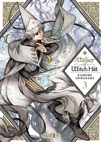 Manga Atelier Of Witch Hat 03