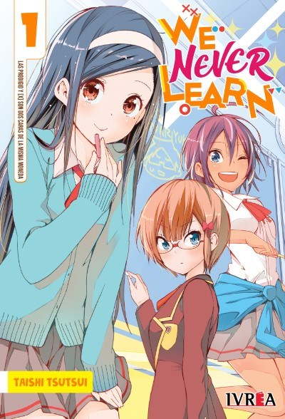 Manga We Never Learn 01 (Nueva Serie)