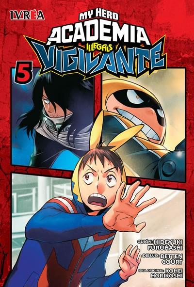 Manga Vigilante: My Hero Academia Illegals 05