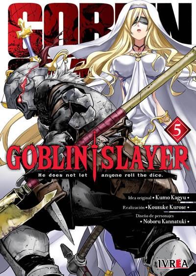 Manga Goblin Slayer (Manga) 05