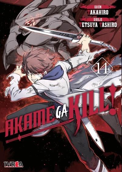 Manga Akame Ga Kill 14