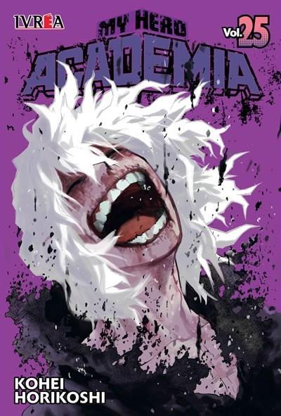 Manga My Hero Academia 25