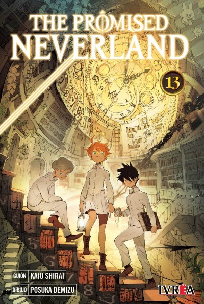 Manga The Promised Neverland 13