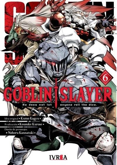 Manga Goblin Slayer (Manga) 06