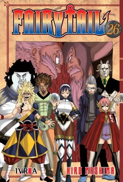 Manga Fairy Tail 26