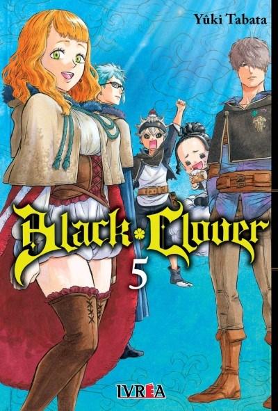 Manga Black Clover 05