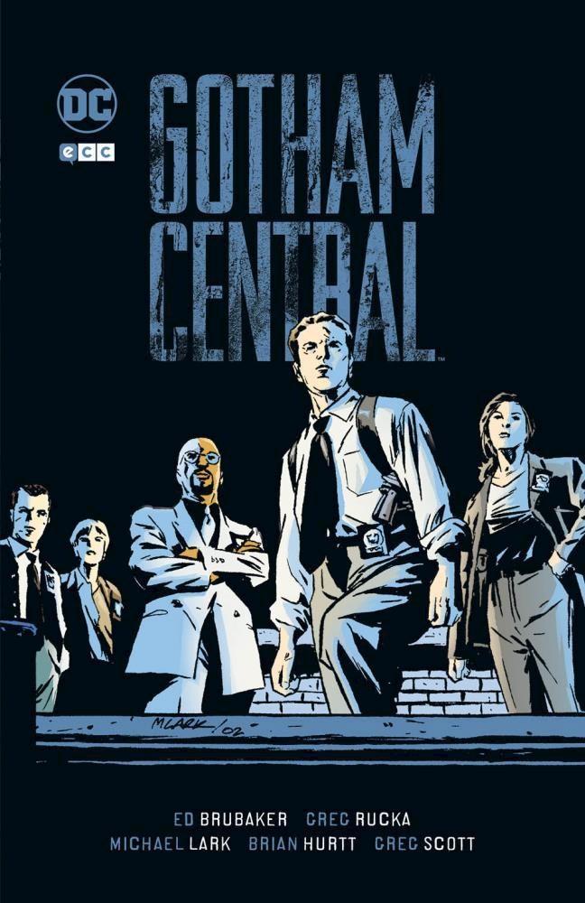 Comic Gotham Central Núm. 1 De 2