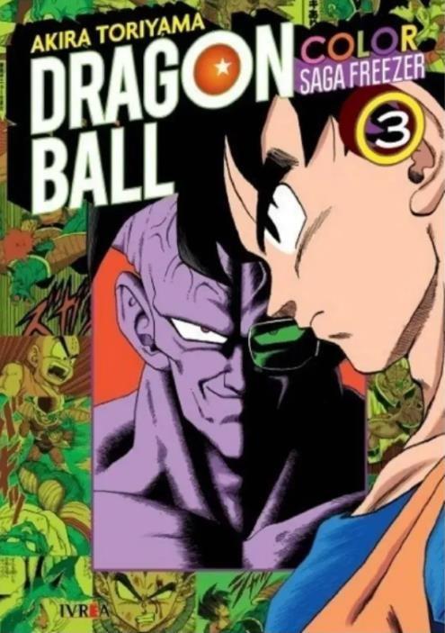 Manga Dragon Ball Color: Saga Freezer 03