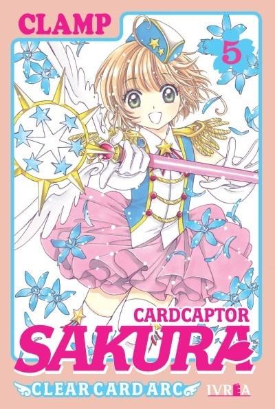 Manga Cardcaptor Sakura Clear Card Arc 05
