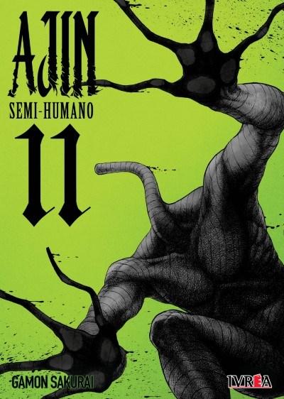 Manga Ajin - Semi-Humano 11