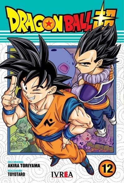 Manga Dragon Ball Super 12