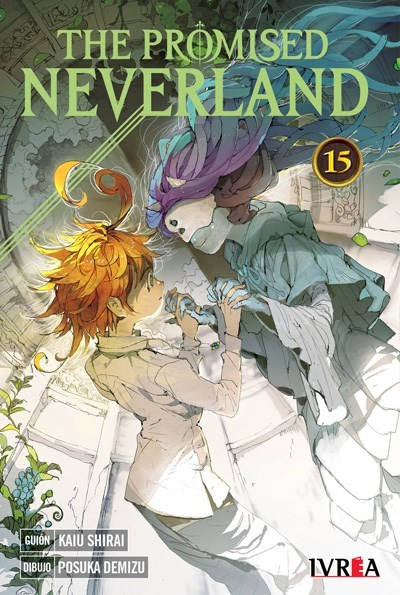 Manga The Promised Neverland 15
